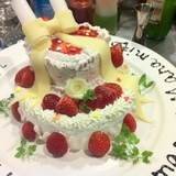 Weddingケーキ